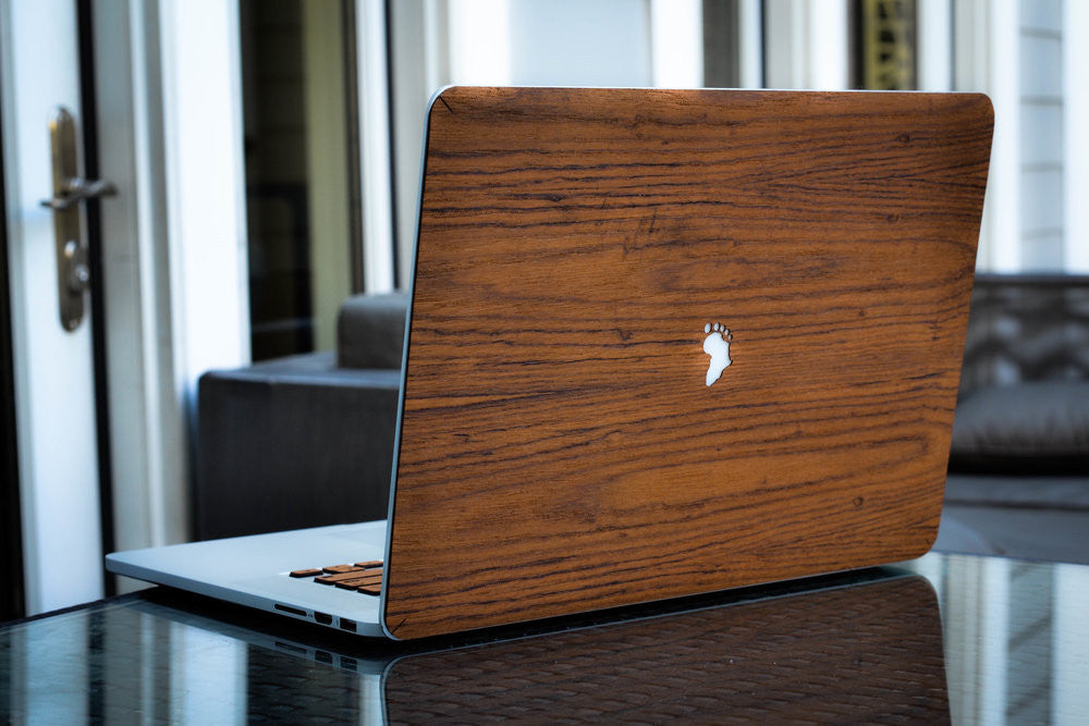Thando's MacBook Skin Cover