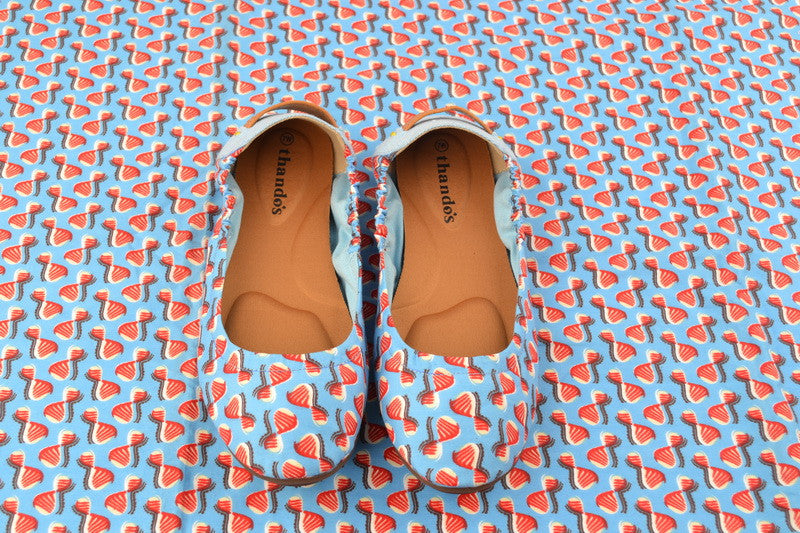 Thando's The Blue Glider Flat