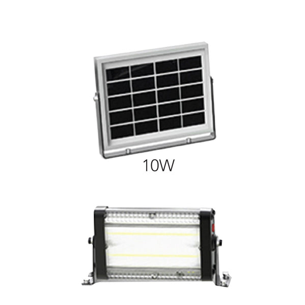 10 Watt Solar LED Flood Light MOWL-10