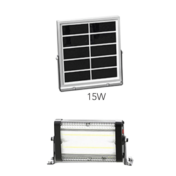 15 Watt Solar LED Flood Light MOWL-15
