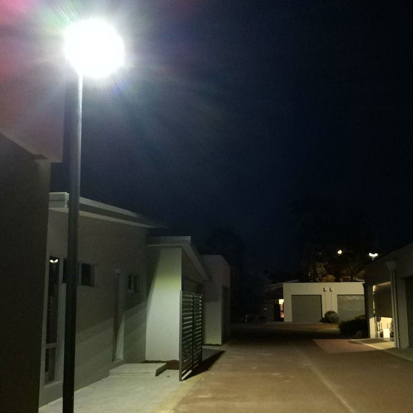 MSL - 20N/30N/40N Series Solar Street Lighting - Brighter than brighter!