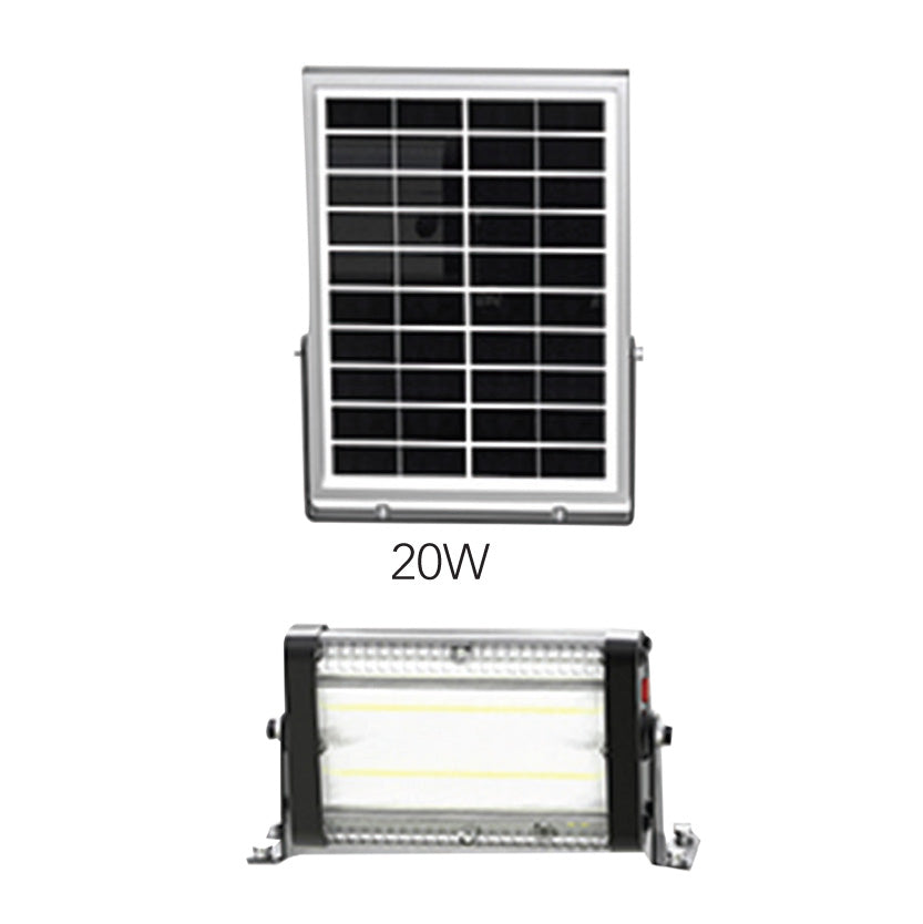 20 Watt Solar LED Flood Light MOWL-20