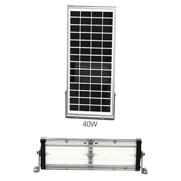 40 Watt Solar LED Flood Light MOWL-40