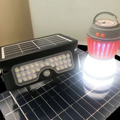 5 watt 500 Lumen camping Light and the Mosquito Lamp/Travel Light bundle