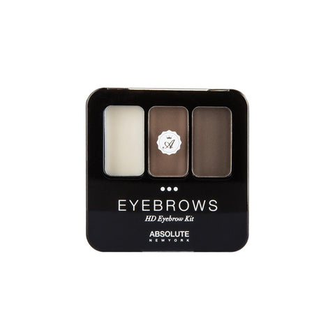 Absolute New York HD Eyebrow Kit - Cocoa