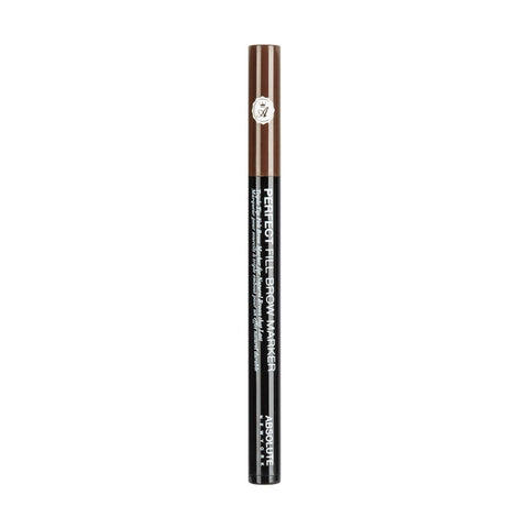 Absolute New York Perfect Fill Brow Marker - Soft Brunette