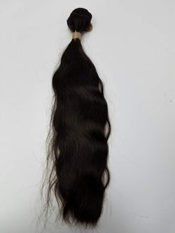 Indu 9A 100% Brazilian Remi Human Hair Natural Wave