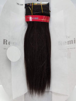 Remi 100% Virgin Peruvian Remi Human Hair