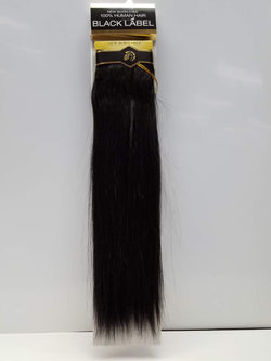 Black Label 100% Yaki Human Hair