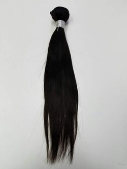 Silver 100% Brazilian Virgin Human Hair Straight