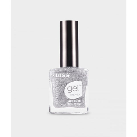 Kiss New York Gel Strong Nail Polish - Cast-A-Spell