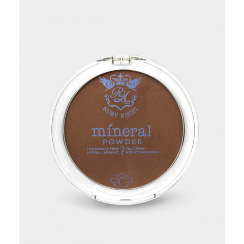 Ruby Kisses Mineral Powder - Chestnut