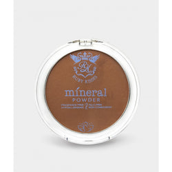Ruby Kisses Mineral Powder - Honey Brown