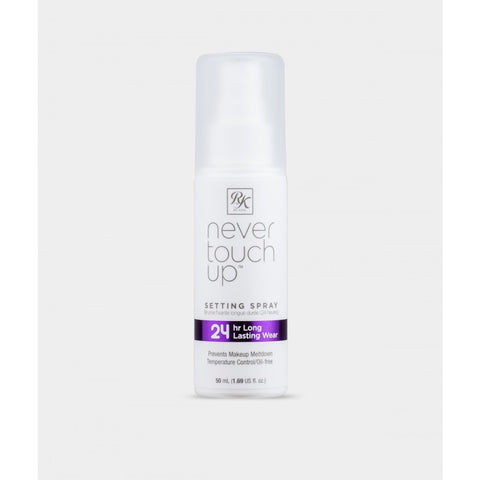 Ruby Kisses Never Touch Up Face Setting Spray