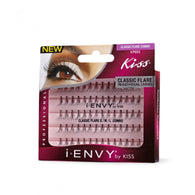 Kiss iEnvy Classic Flare Individual Lashes - S/M/L Combo