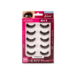 Kiss iEnvy Lashes - Juicy Volume Multi-Pack 12