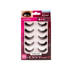 Kiss iEnvy Lashes - Juicy Volume Multi-Pack 13