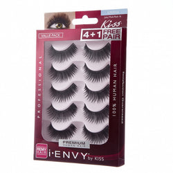 Kiss iEnvy Lashes - Juicy Volume Multi-Pack 16