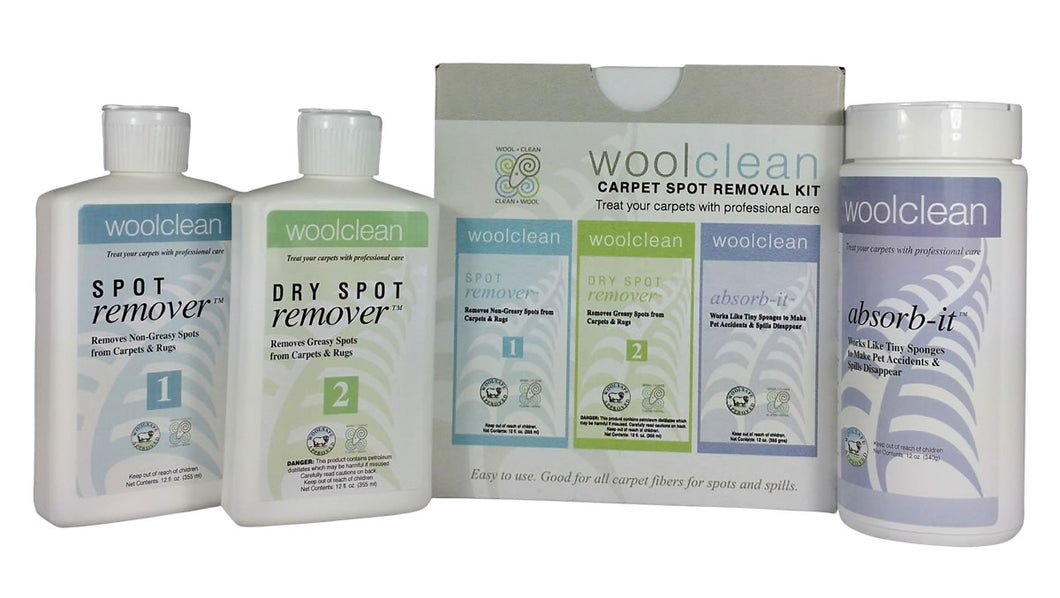 WoolClean Cleaning Kit