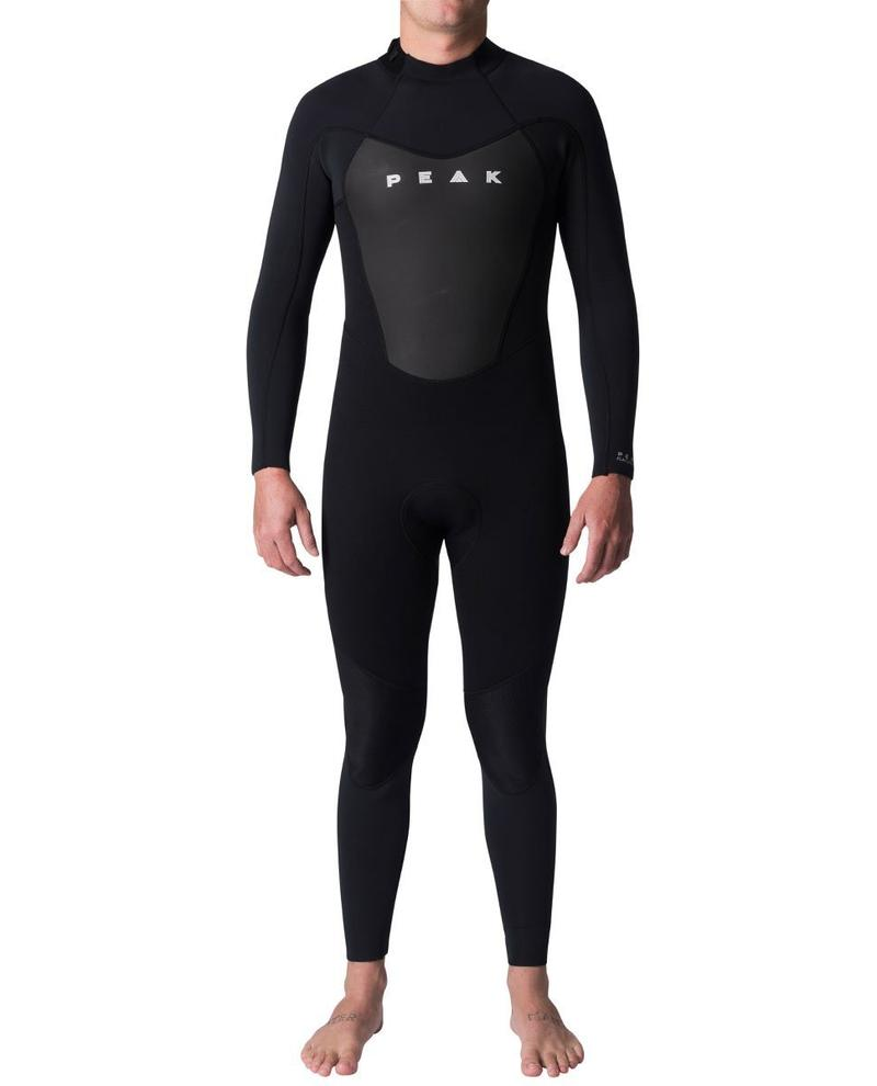 Peak Mens Energy 4/3mm Back Zip Steamer Wetsuit
