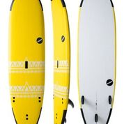 NSP Soft Surf Wide 7'4 Blue or Yellow