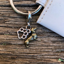 Pet Memorial Photograph Keychain - Assorted Designs Available
