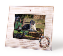 wholesale pet sympathy photo frame