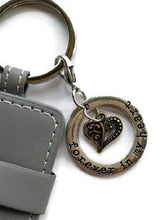 pet memorial key-chain forever in my heart