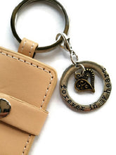 i will hold you in my heart pet key chain