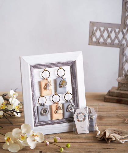 pet memorial photograph key-chain gift