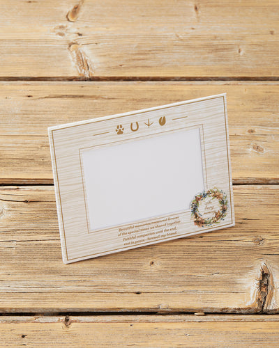 Cardboard photo frame wholesale