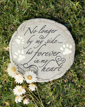No longer by my side cat dog grave marker