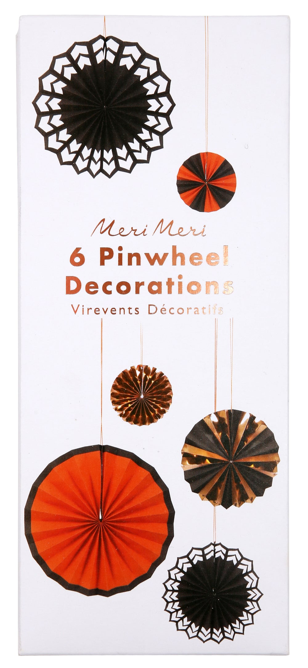 Halloween Pinwheel Decorations