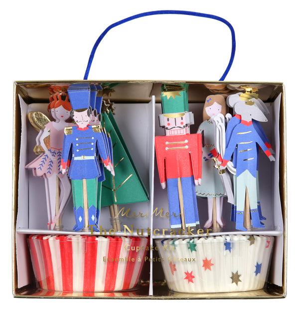 Nutcracker - Cupcake Kit