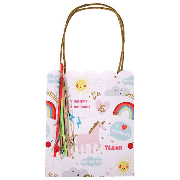 Rainbow & Unicorn Party Bags