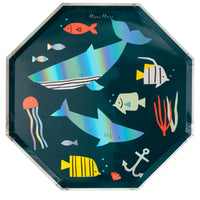 Under the Sea Plates - Large
