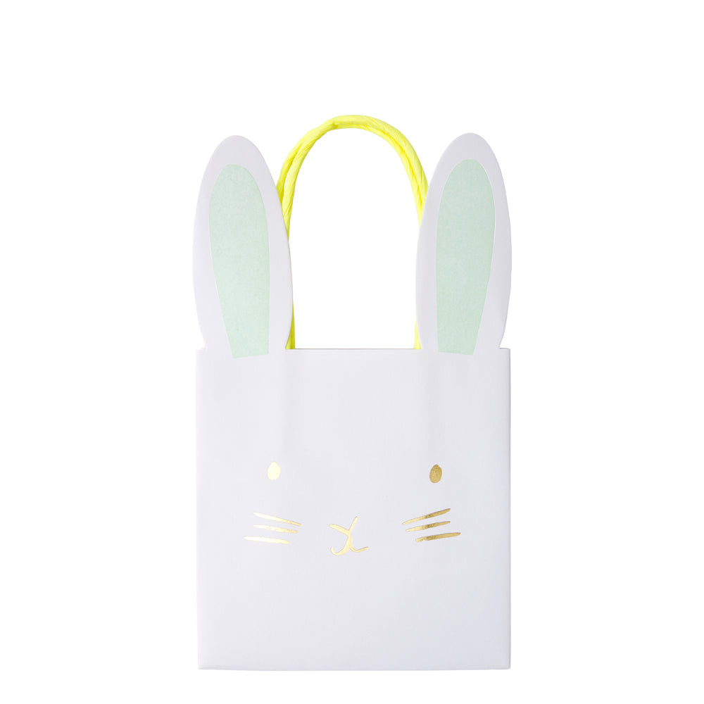 Pastel Bunny Party Bags