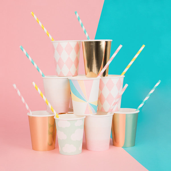 Party Cups - Pastel