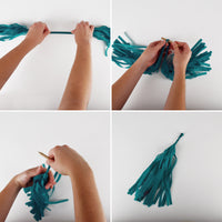 Tassel Garland Kit - Pastel