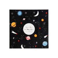 Space Napkin - Small