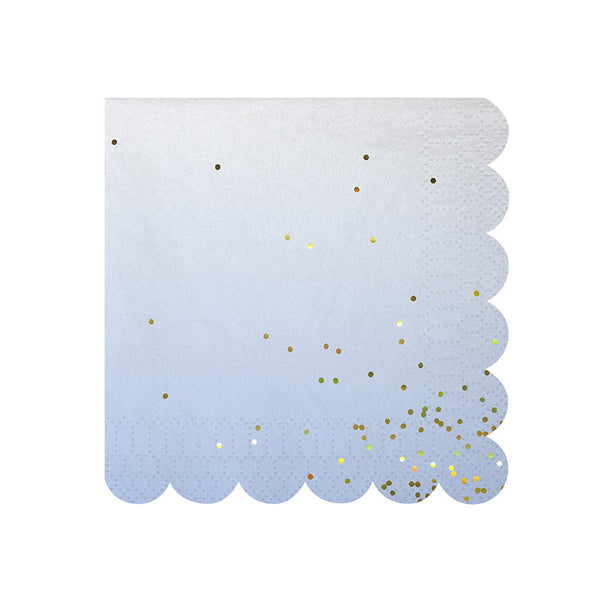Ombre Party Napkin - Small