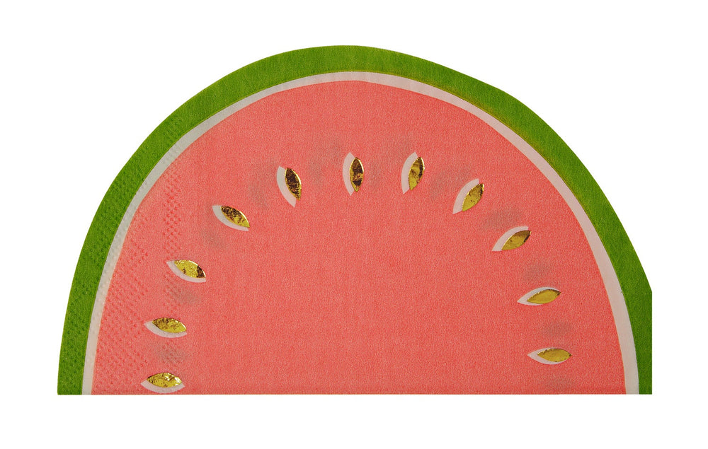 Watermelon Napkins