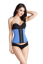 Breathable Waist Cincher Latex Trimmer Corset Body Shaper