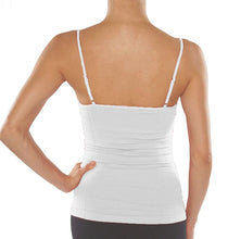Women's Camisole Slimming Control Padded Built-in Bra Cami