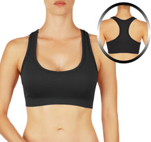 Copy of Extra soft sports bra with racerback