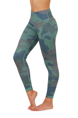 Workout leggings Camoflage prined yoga pants