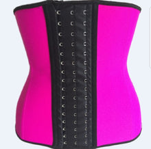 Waist Cincher Latex Trimmer Corset Body Shaper
