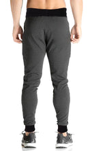 Men's Soft Sweatpants Athletic Joggers with Side Pockets and Drawstring