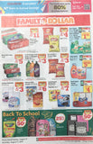 RetailMeNot2 8-11 Whole Coupon Insert (RMN2 8-11) **WITH GAIN AND TIDE SIMPLY**