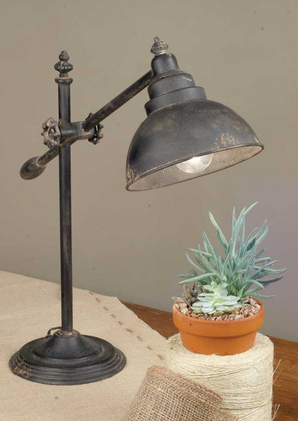Task Lamp with Adjustable Swing-Arm - Avenue of Oaks Decor